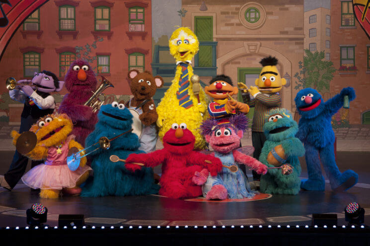 Sesame Street Live: Elmo Makes Music | The Denver Ear