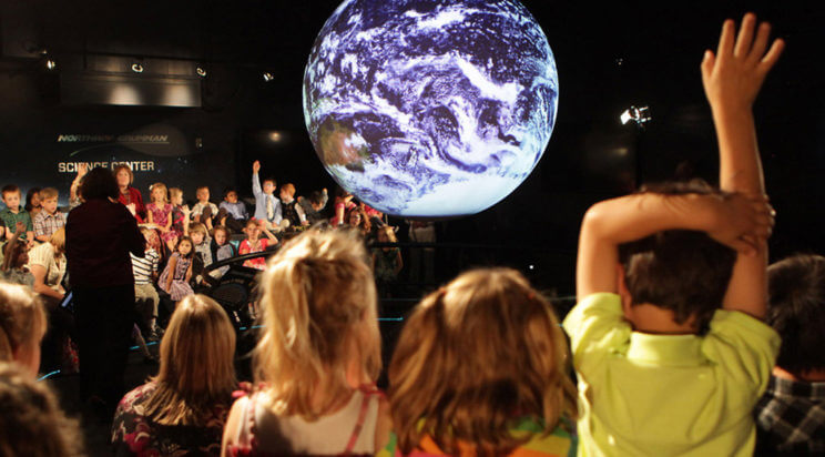 Space Foundation Discovery Center | The Denver Ear