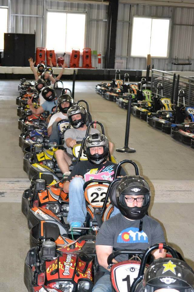 Unser Karting & Events | The Denver Ear