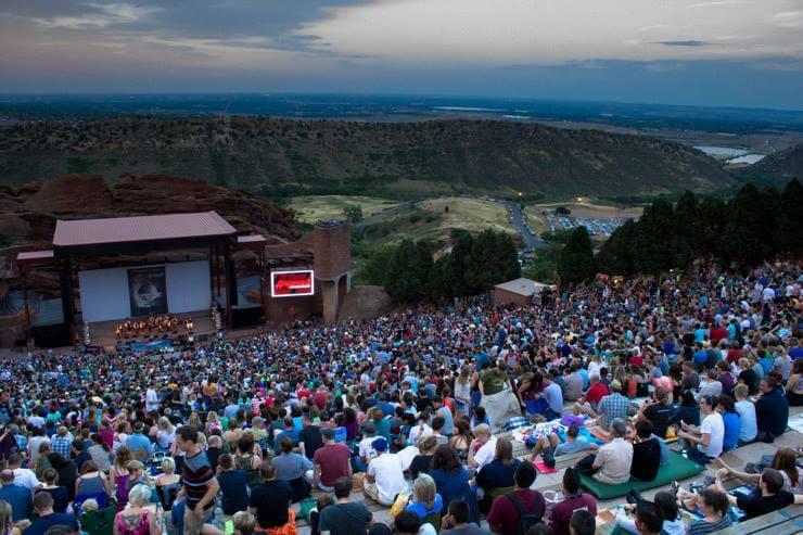 Film on the Rocks | The Denver Ear