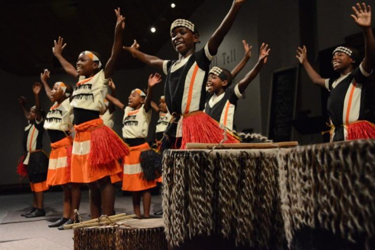 Ugandan Kids Choir | The Denver Ear