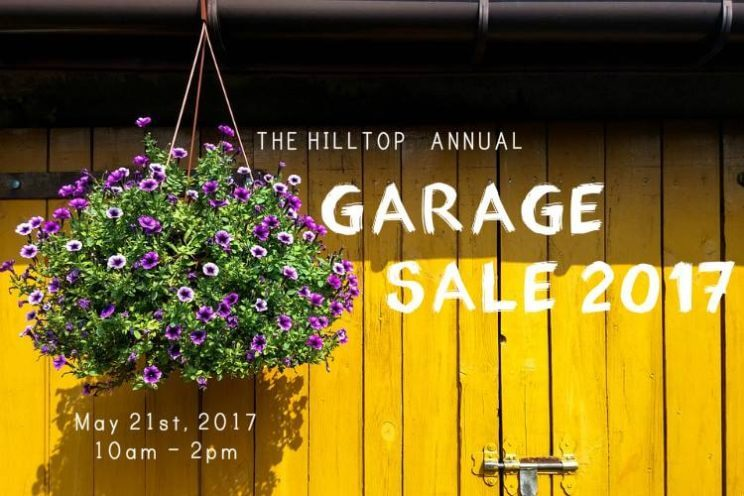 Hilltop Annual Garage Sale | The Denver Ear