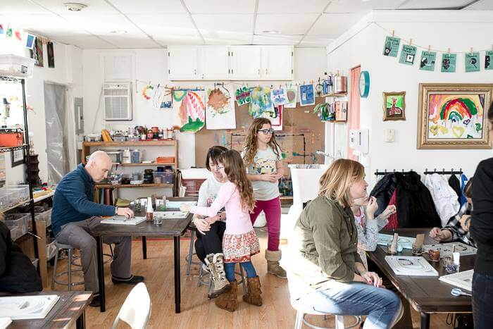 Adult & Child Intention Bracelets Class   The Denver Ear