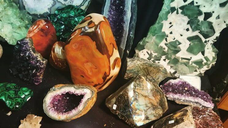 Colorado Mineral & Fossil Spring Show | The Denver Ear