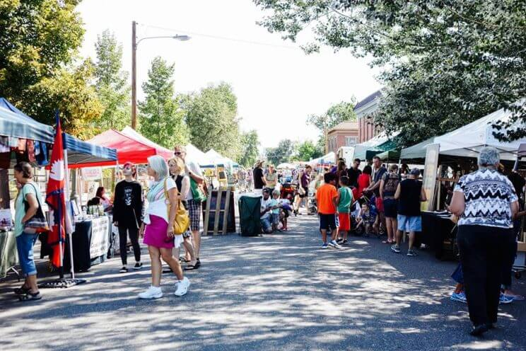 Jefferson Park Farm & Flea Market | The Denver Ear