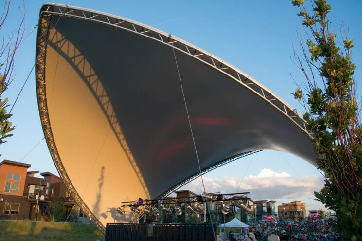 Concert on The Green | The Denver Ear