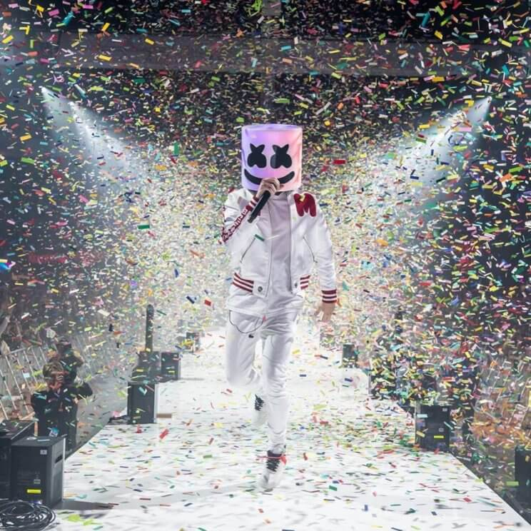 Marshmello | The Denver Ear