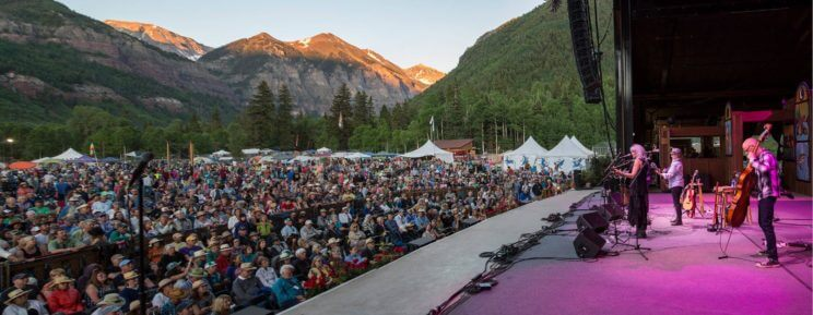 Telluride Bluegrass | The Denver Ear