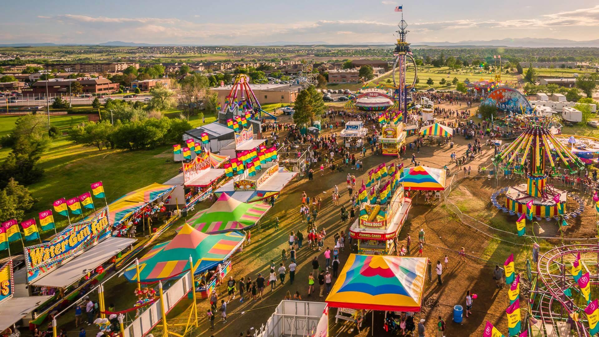 Parker Days Festival   The Denver Ear
