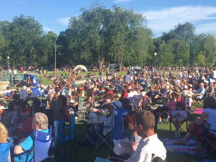 City Park Jazz | The Denver Ear