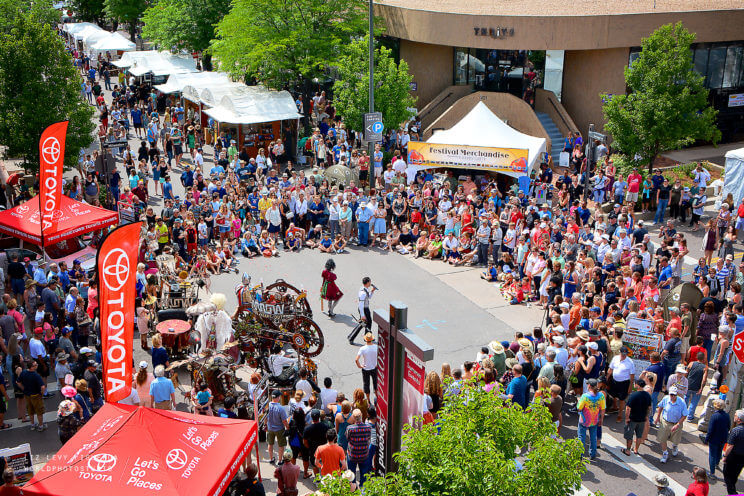 Cherry Creek Arts Festival | The Denver Ear