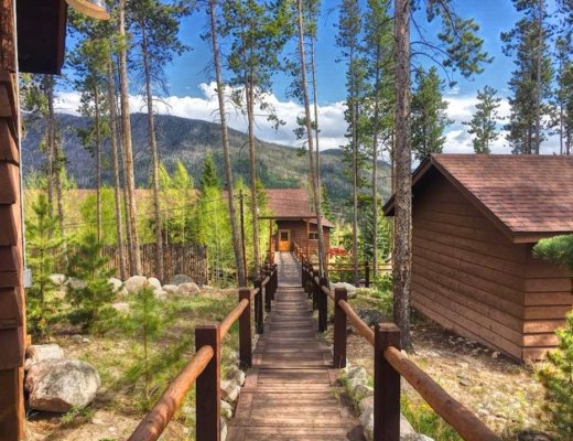 "Best ""Glamping"" Vacations in Colorado 