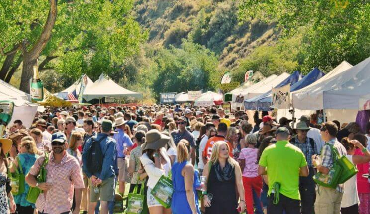 Colorado Mountain Winefest | The Denver Ear