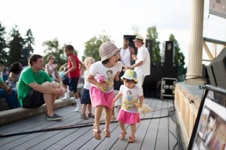 City Park Jazz | The Denver Ear