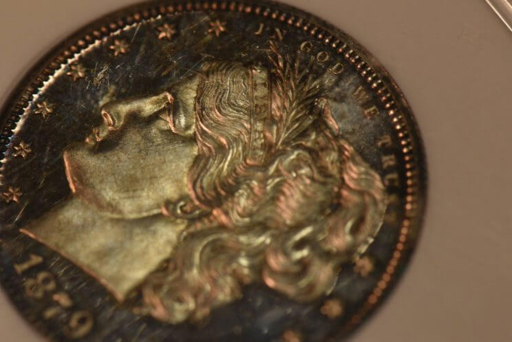 American Numismatic Association   The Denver Ear