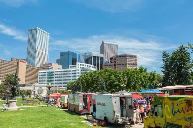 Denver Food Trucks   The Denver Ear