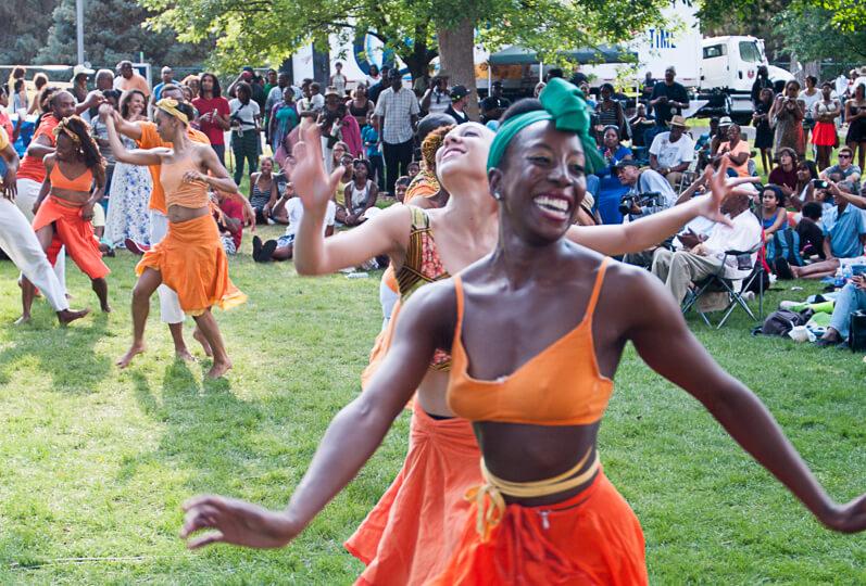Colorado Black Arts Festival | The Denver Ear