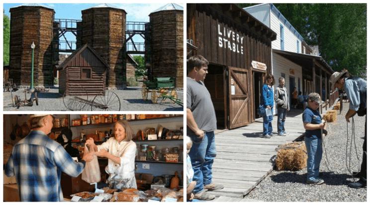 Pioneer Town Cedaredge | The Denver Ear