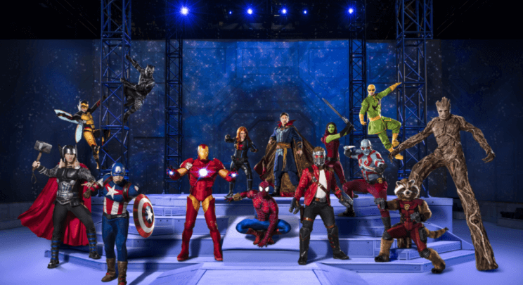 Marvel Universe Live! Age of Heroes | The Denver Ear