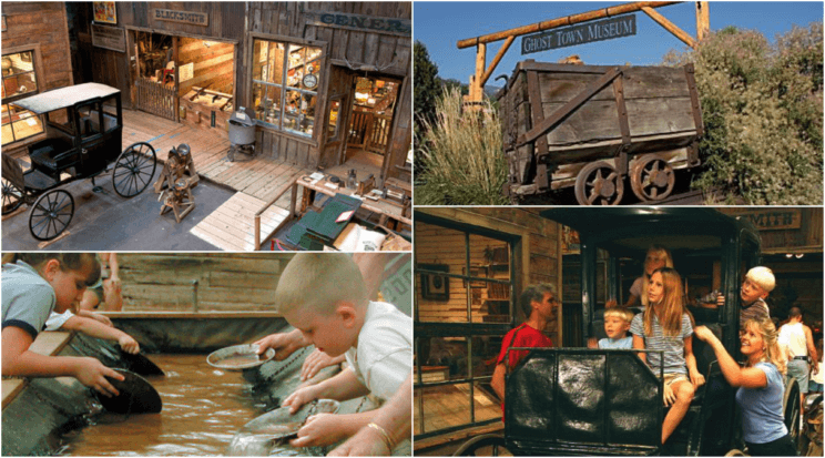 Wild West Ghost Town Museum | The Denver Ear