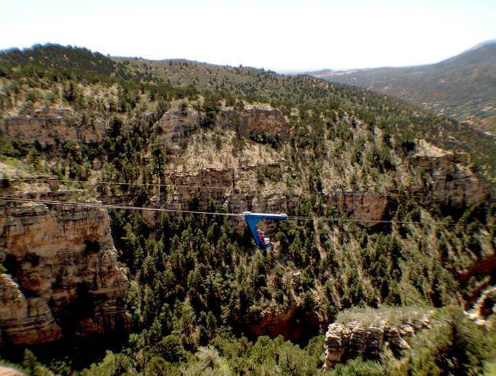 Bat-A-Pult Cave of the Winds | The Denver Ear