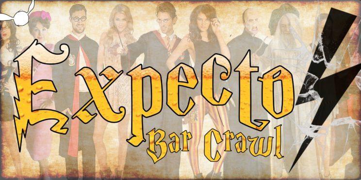 Expecto Bar Crawl | The Denver Ear