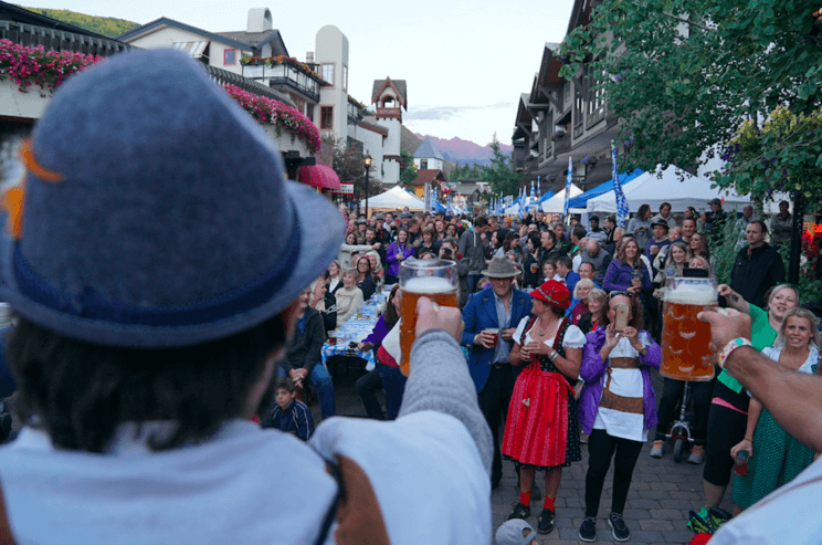 Vail Oktoberfest | The Denver Ear