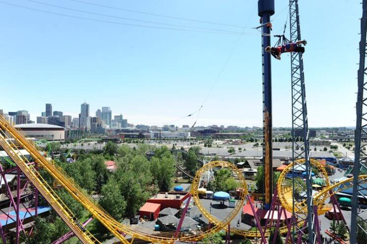 10 Of The Scariest Thrill Rides In Colorado The Denver Ear