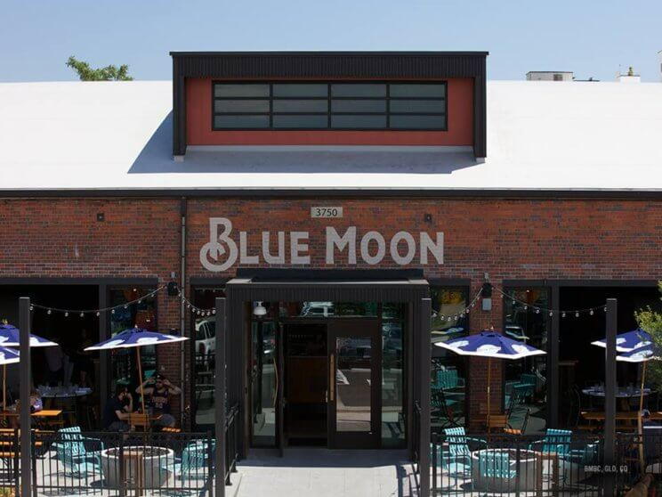 Blue Moon Brewing Company | The Denver Ear