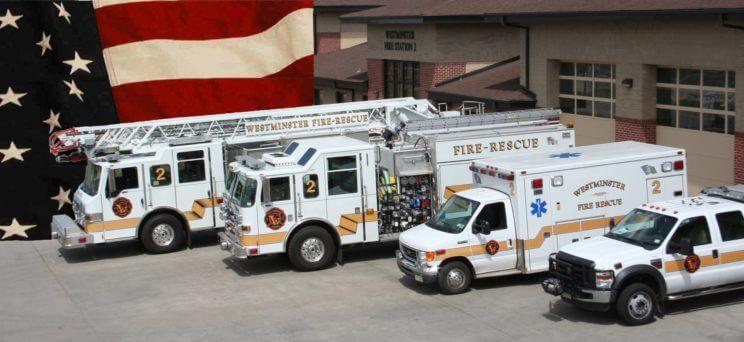 Westminster Fire Department   The Denver Ear