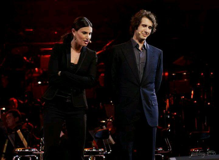 Josh Groban and Idina Menzel | The Denver Ear