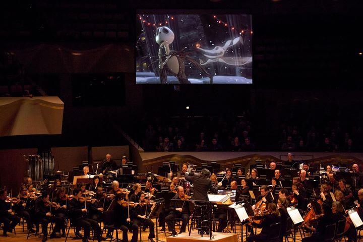 Disney in Concert: Tim Burton's The Night Before Christmas | The Denver Ear