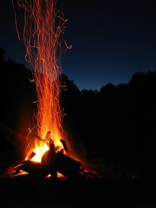 campfire   The Denver Ear