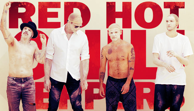 Red Hot Chili Peppers | The Denver Ear