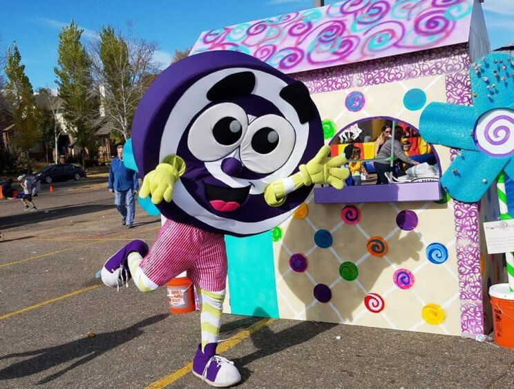 The Great Candy Run   The Denver Ear