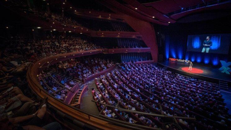 TEDxMileHigh   The Denver Ear