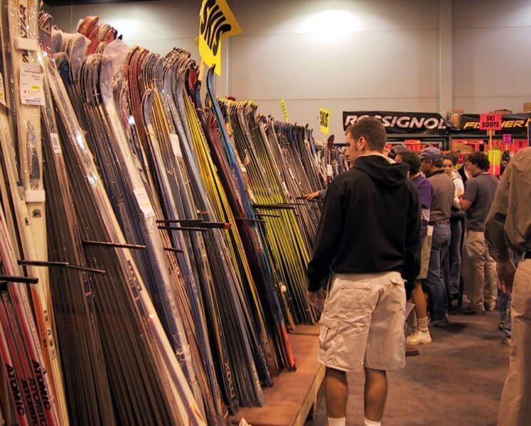 Colorado Ski and Snowboard Expo | The Denver Ear