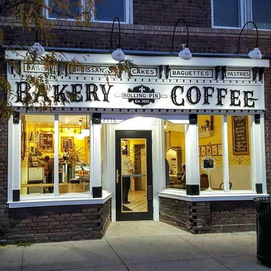 The Rolling Pin Bakeshop   The Denver Ear