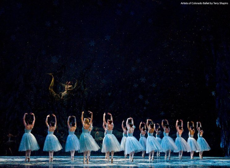 """Artists of Colorado Ballet"" by Terry Shapiro"