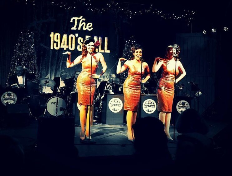 1940s Ball | The Denver Ear