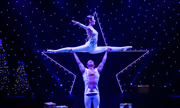 A Magical Cirque Christmas | The Denver Ear