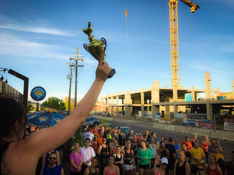 Denver Beer Co. Run Club | The Denver Ear