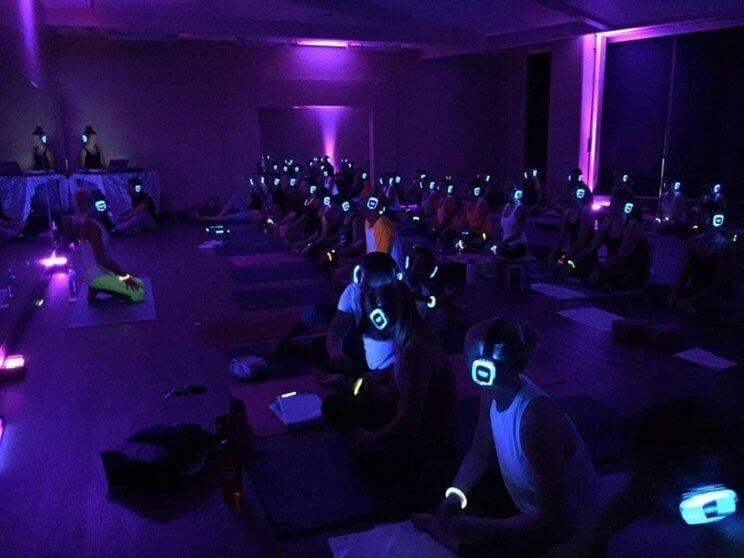Friday Night Yoga Club | The Denver Ear
