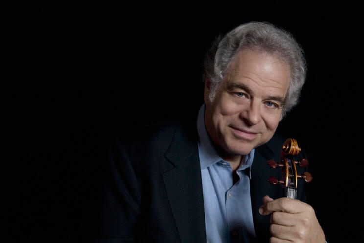 Itzhak Perlman with The Colorado Symphony | The Denver Ear