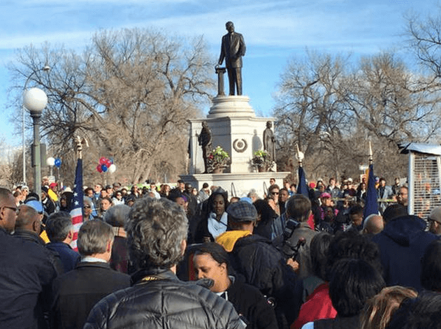 Martin Luther King Marade | The Denver Ear