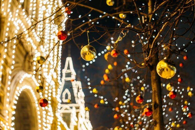 Holiday Lights | The Denver Ear