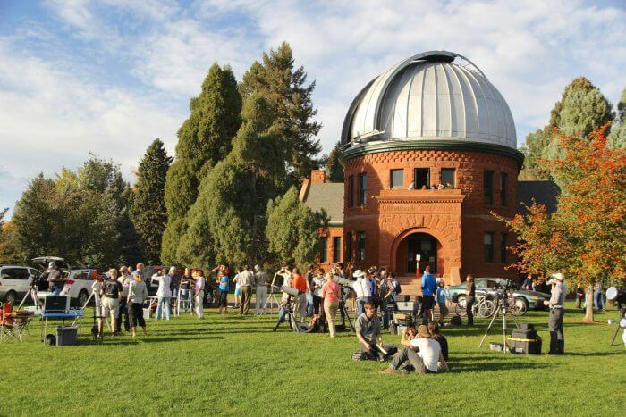 DU's Historic Chamberlin Observatory | The Denver Ear