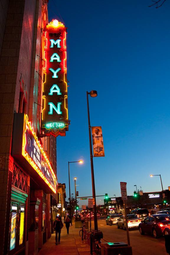 Landmark's Mayan Theatre | The Denver Ear