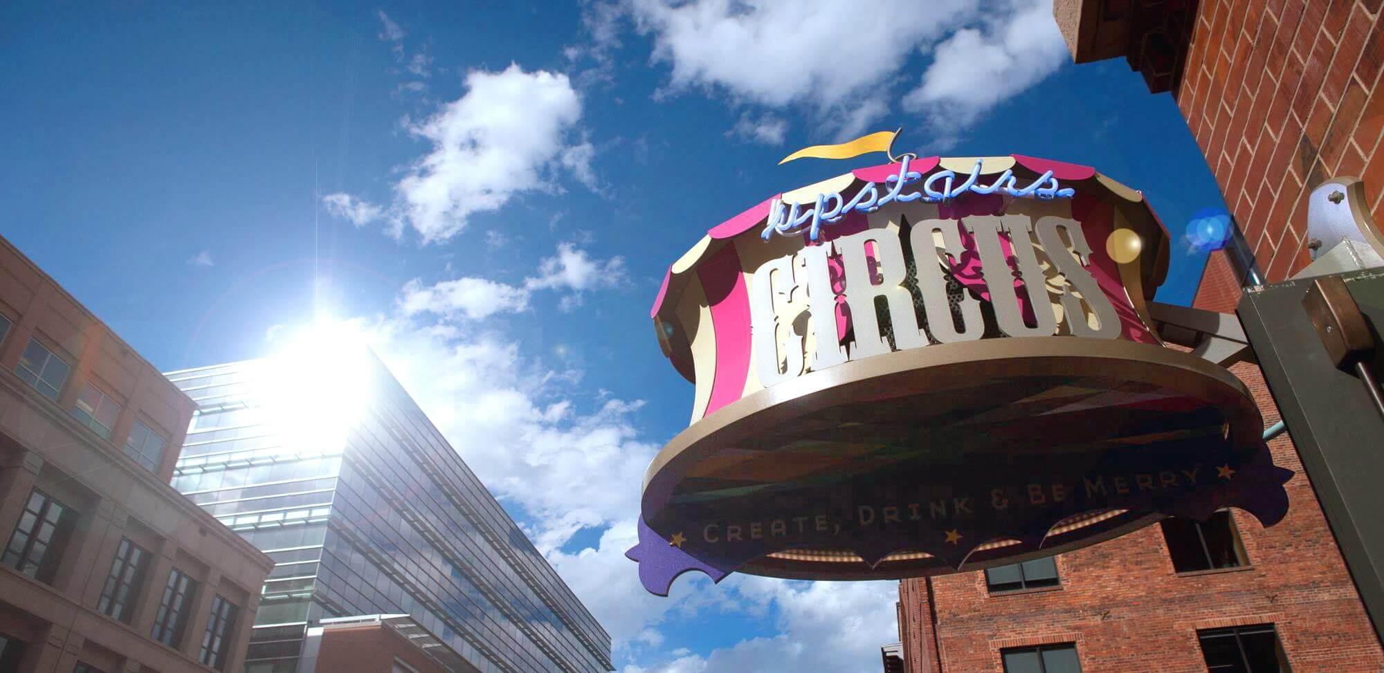Upstairs Circus| The Denver Ear