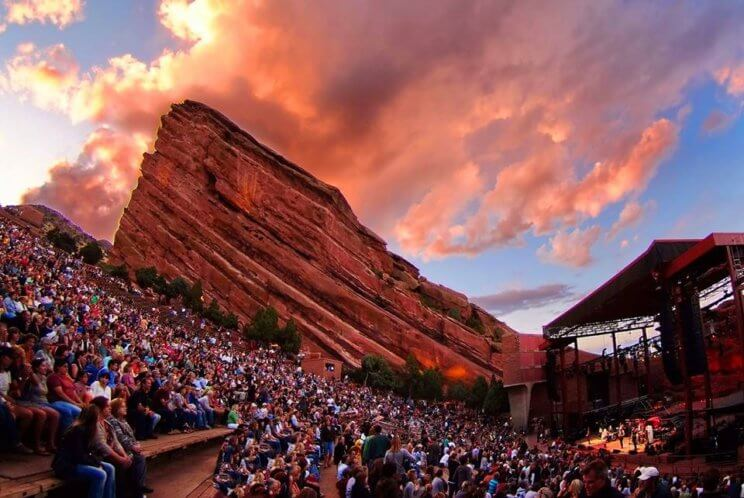 Red Rocks Park & Amphitheatre | The Denver Ear